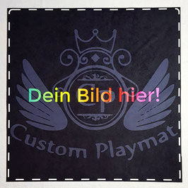 Custom Cloth Playmat - 2 Player - Deluxe