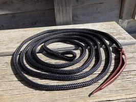 Lead Rope / Führseil mit Schlaufe, 3.7m