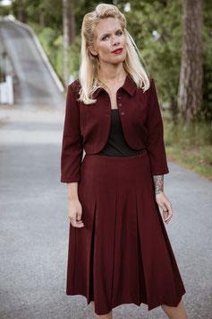 Havanna Skirt - Bordeaux