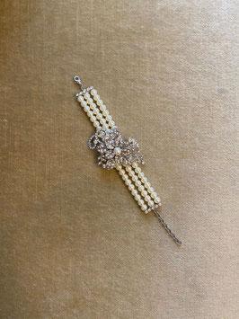 Gatsby Pearl Bracelet