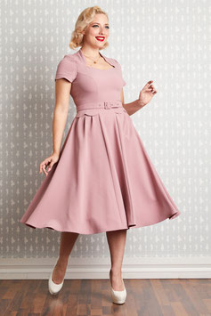 Candy Adrienne Dress Old Rose
