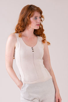 The Casual Camisole - Linen