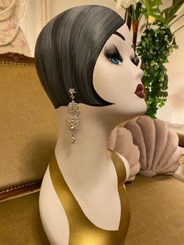 Cassy Earrings - Silver