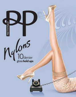 Pretty Polly Nylons - Nude Sherry