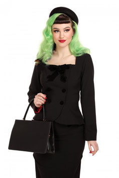 Agatha Jacket Black