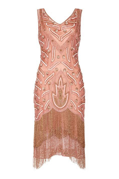 Gatsby Dress light pink