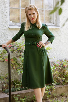 Juliette Dress - Green