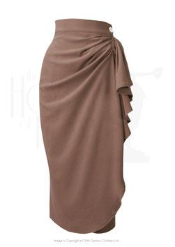 Waterfall Skirt - Taupe