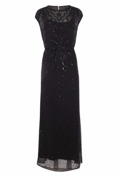 Gatsby Dress black long