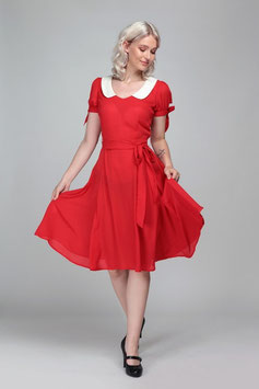 Mirella Dress Red