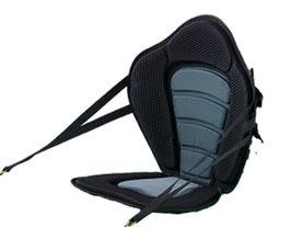 Kajak Sitz Set mit Doppelpaddel