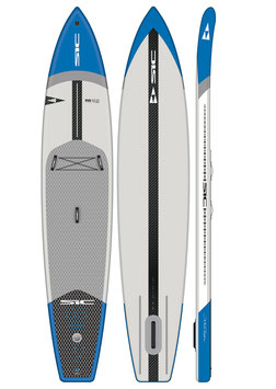SIC RS AIR GLIDE 12´6 x 29.0 - DAS sportliche TOURING STAND UP PADDLE BOARD