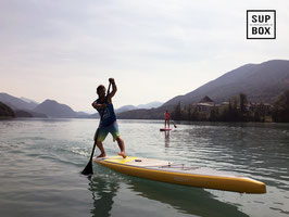 Stand Up Paddle Basic-Kurs - Stand Up Paddle Basic course