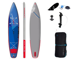 STARBOARD TOURING DELUXE SINGLE CHAMBER 12´6 X 30