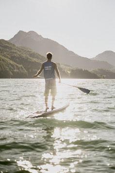 BESTSELLER: Geschenkgutschein Stand Up Paddle Privatstunde - Voucher Stand Up Paddle privat lesson