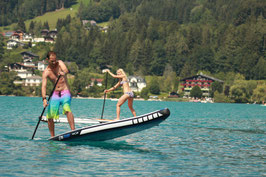 SUP Power Paddeln & Workout - SUP Power Paddling & Workout