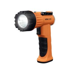 LED Handscheinwerfer HS-800 orange