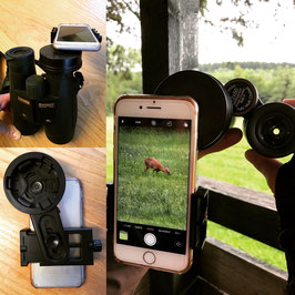 DÖRR Universal Smartphone Adapter SA-1 für Spektive / Ferngläser