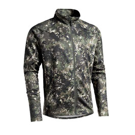 Gunno camouflage Fleece Shirt Jacke