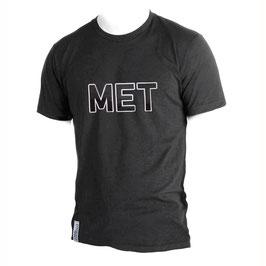 T-Shirt Men dunkelgrau Größe S