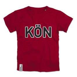 T-Shirt Kids rot Size S