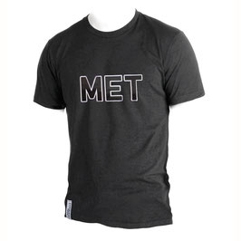 T-Shirt Men dunkelgrau Größe L