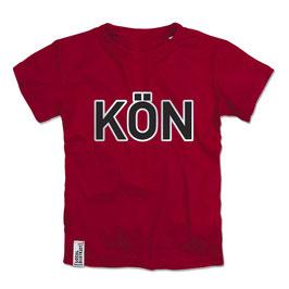 T-Shirt Kids rot Size L
