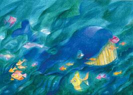 Der blaue Wal