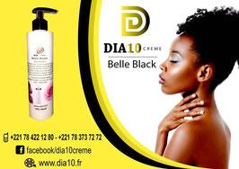 Lait Dia 10 Belle Black 250 ML ou 400 ml