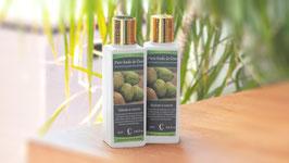 Pure Huile de Coco parfumée  extrait de rose naturel 100ml