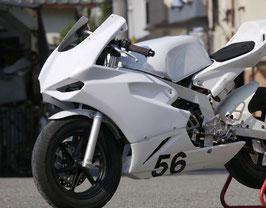 NSF100「ミニガーレ」 フルカウル/レース(クィックファスナーver)