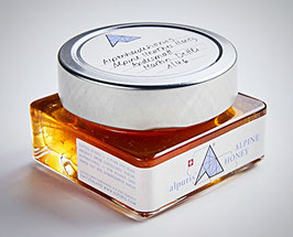 A special treat: Alpine heather honey from Andermatt. by martin dettli. Sold out.