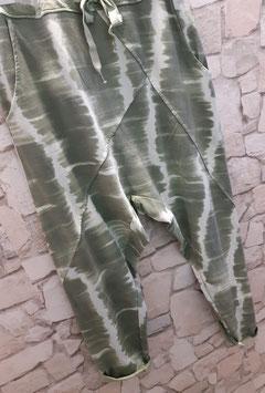 Baggy Batik Grün