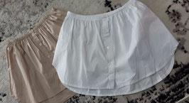 Blusenrock Weiß