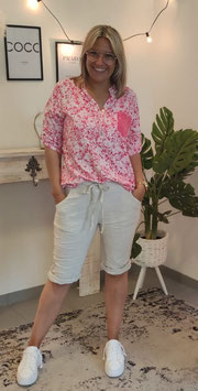 Bluse SUNNY Pink