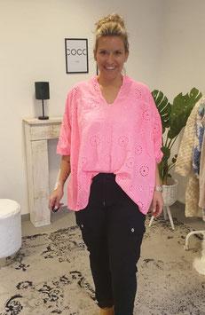 Bluse SASKIA Pink