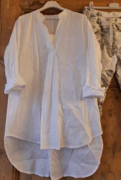 Longbluse White