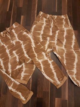 Baggy Batik Beige