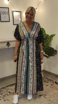Kaftan Kleid Schwarz