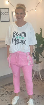 """Baggy Hose """"SARA"""" Pink"""