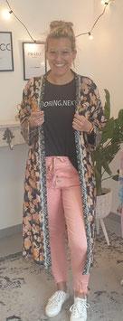 """Kimono """"ELISA""""  Schwarz"""