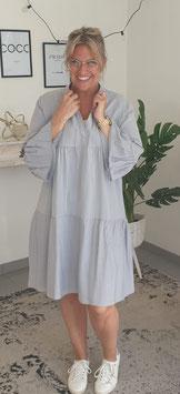 Tunikakleid NICE Grau