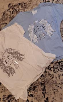 Shirt WINGS Blau