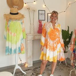"Tunika/Kleid ""JENNIE"" Orange"