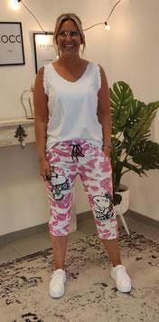 Bermudashorts SNOOPY Pink