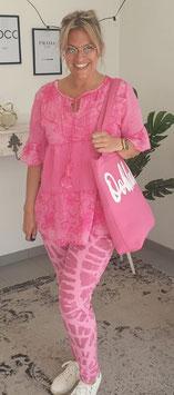 Bluse PERU Pink