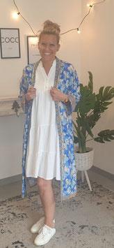 """Kimono """"ELISA""""  Blau"""