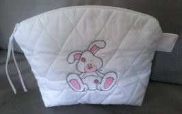 Pochette zippée pour bébé