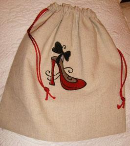 sac à escarpins femme