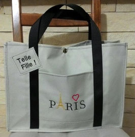 "Sacs cabas ""PARIS"""
